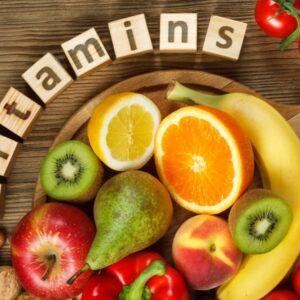 Вітаміни та дієтичні добавки